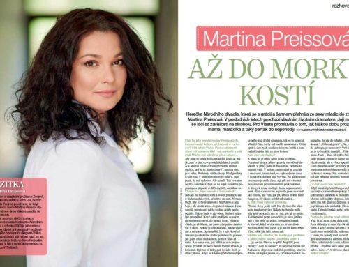 Martina Preissová
