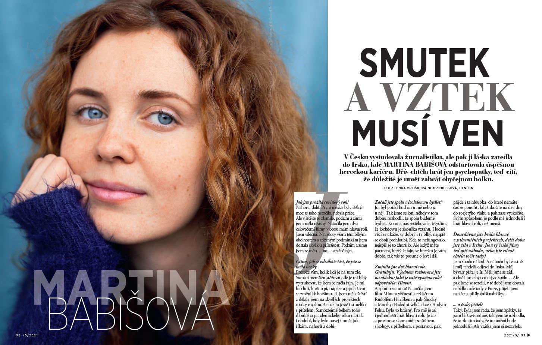Martina Babišová